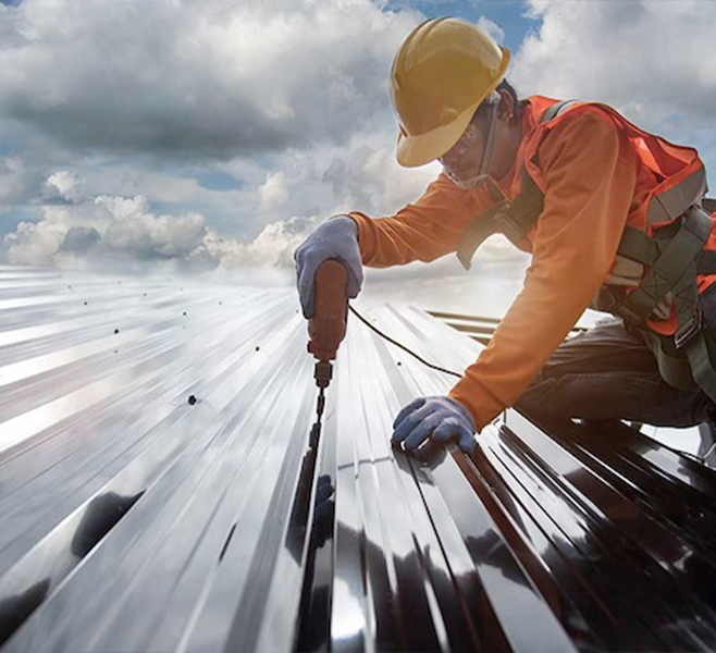 commercial roof repair richmond